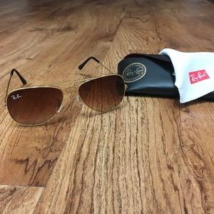 Raybands Aviator Sunglasses